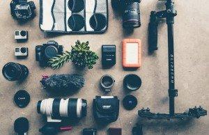 Peralatan Kamera