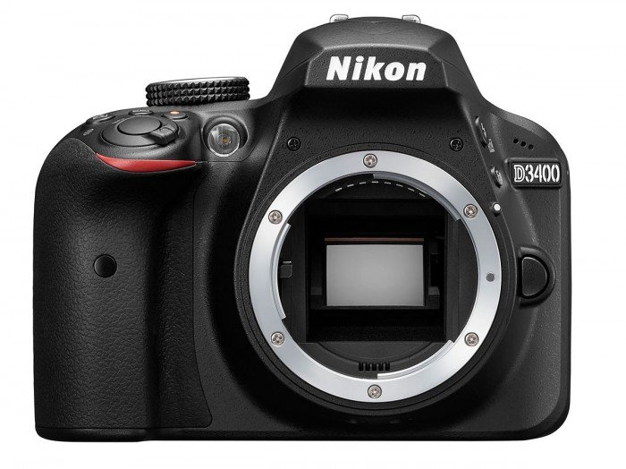 Kamera Terbaru Nikon D3400, Image Credit : Nikon