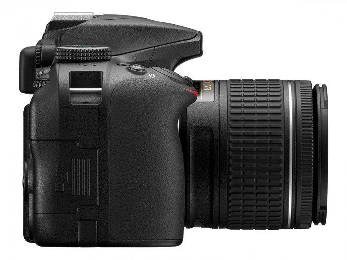 Kamera Terbaru Nikon D3400 (Kanan), Image Credit : Nikon