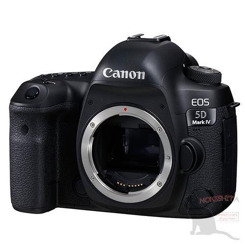 Kamera DSLR Canon 5D Mk IV (Pojok)