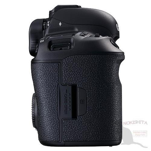 Kamera DSLR Canon 5D Mk IV (Kanan)