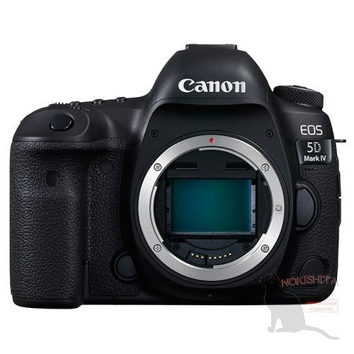 Kamera DSLR Canon 5D Mk IV