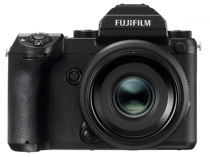 Kamera Fujifilm GFX 50S, Image CreditL Fujifilm