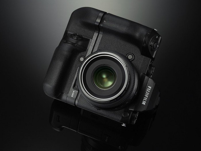 Kamera Fujifilm GFX 50S (Baterai Grip), Image CreditL Fujifilm