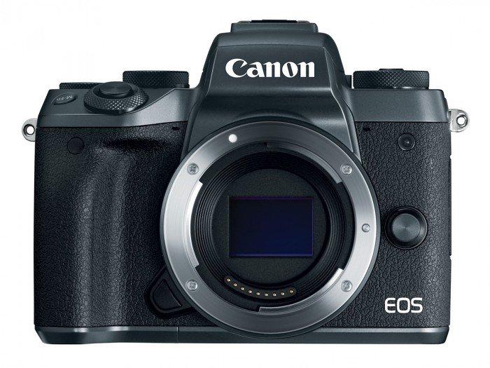 Kamera Mirrorless Terbaru Canon M5 (sensor), Image Credit: Canon