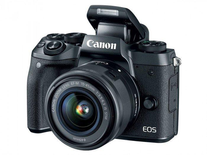 Kamera Mirrorless Terbaru Canon M5, Image Credit: Canon