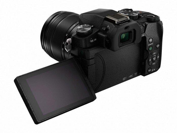 Kamera Panasonic G85 / G80 (LCD free-angle), Image Credit: Panasonic