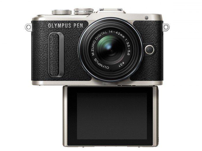 Kamera Olympus E-PL8 (Selfie), Image Credit: Olympus