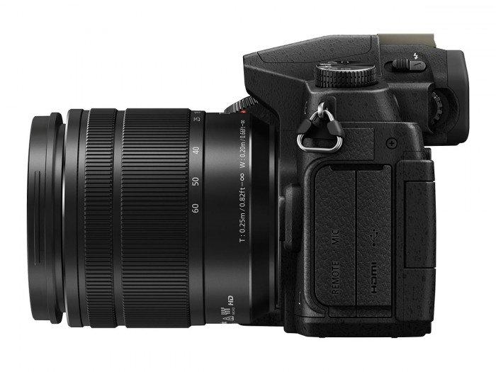 Kamera Panasonic G85 / G80 (Kiri), Image Credit: Panasonic