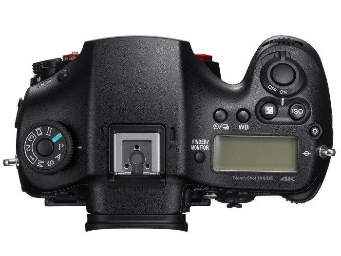 Kamera Sony A99 Mark II (Atas), Image Credit: Sony