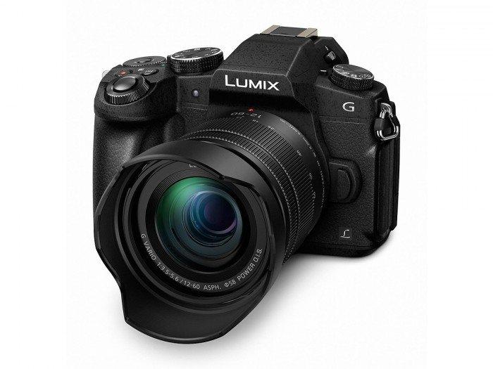 Kamera Panasonic G85 / G80 (Lens hood), Image Credit: Panasonic