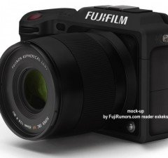 Kamera Medium Format Fujifilm