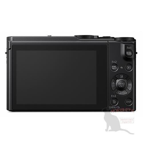 Panasonic Lumix LX10 atau LX15 (Belakang)