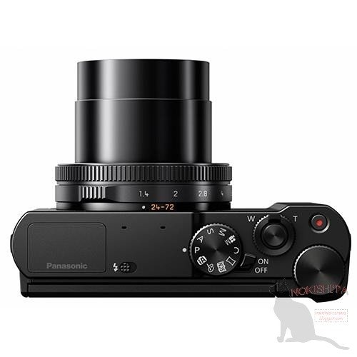 Panasonic Lumix LX10 atau LX15 (Atas)