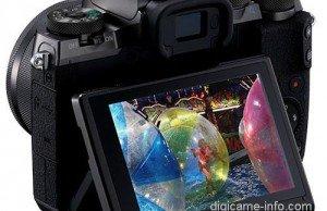 Kamera Canon M5