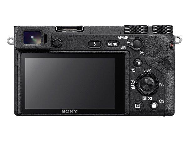 Kamera Sony a6500 (belakang), Image Credit: Sony