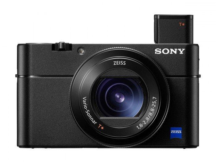 Kamera Sony RX100 Mark V (popup EVF), Image Credit : Sony
