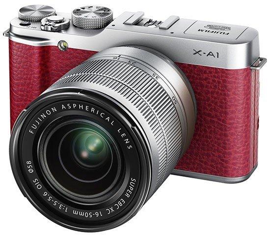 RK4 Kamera Terbaru Mirrorless Fujifilm X A10 Telah