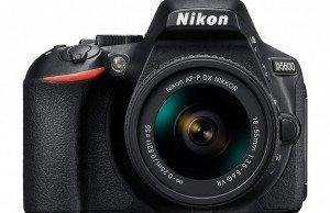Kamera Nikon D5600