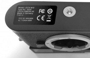 Kamera Leica M10