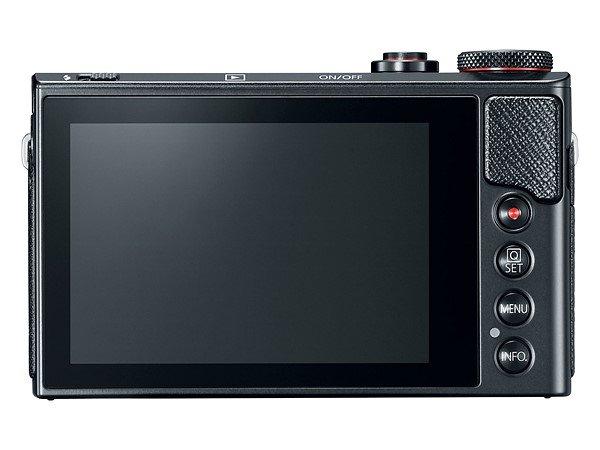 Kamera Canon G9 X Mark II (Belakang), Image Copyright: Canon