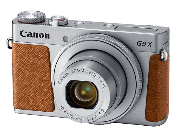 Kamera Canon G9 X Mark II (Coklat Silver), Image Copyright: Canon