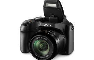 Kamera Panasonic FZ80 Flash