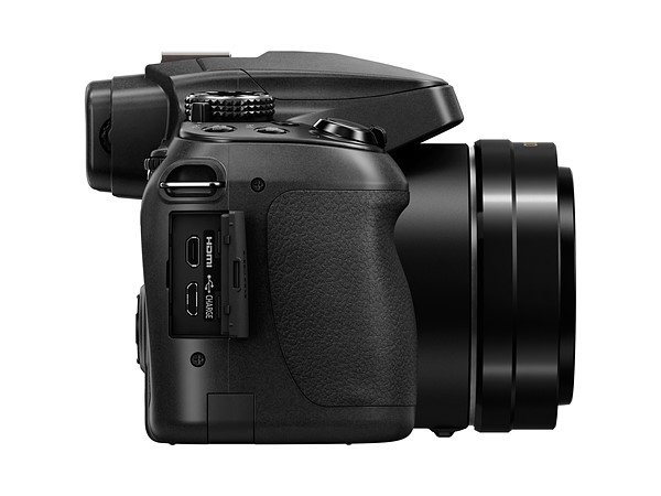 Kamera Panasonic FZ80 / FZ82 (Kanan), Image Credit: Panasonic