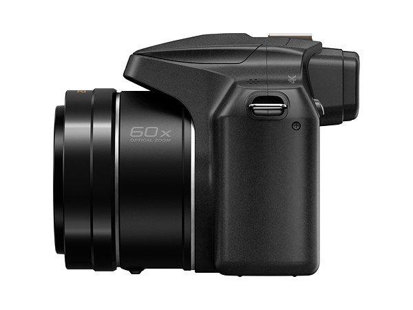 Kamera Panasonic FZ80 / FZ82 (Kiri), Image Credit: Panasonic