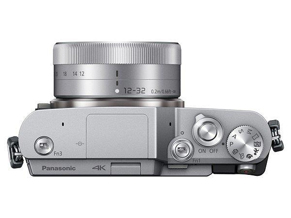 Kamera Panasonic GF9 (Atas), Image Credit: Panasonic
