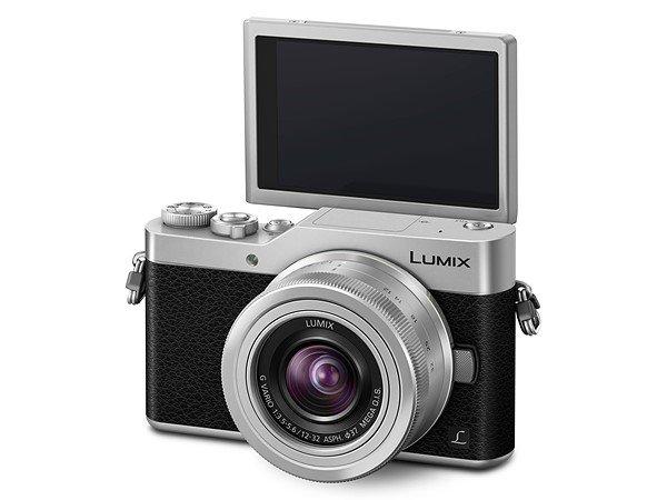 Kamera Panasonic GF9 (LCD flip), Image Credit: Panasonic