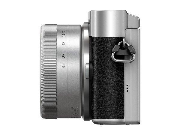 Kamera Panasonic GF9 (Samping), Image Credit: Panasonic