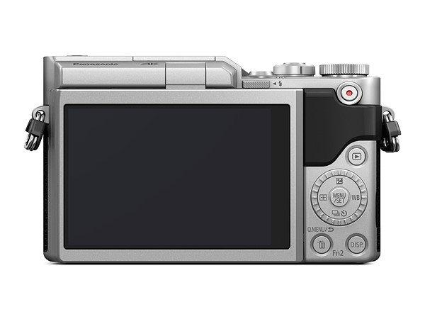 Kamera Panasonic GF9 (Belakang), Image Credit: Panasonic