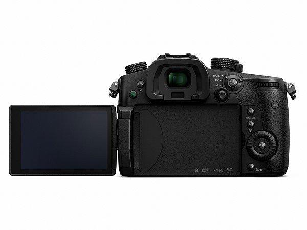 Panasonic GH5 (LCD flip), Image Credit: Panasonic