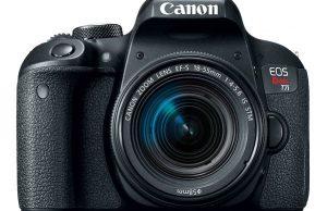 Kamera Canon 800D