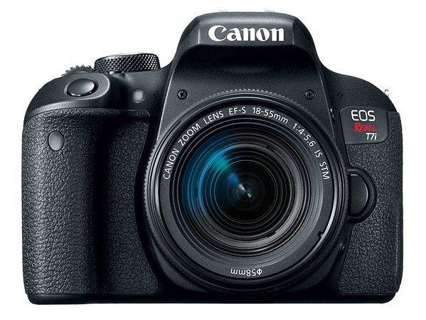 Kamera Terbaru Canon 800D / T7i, Image Credit: Canon