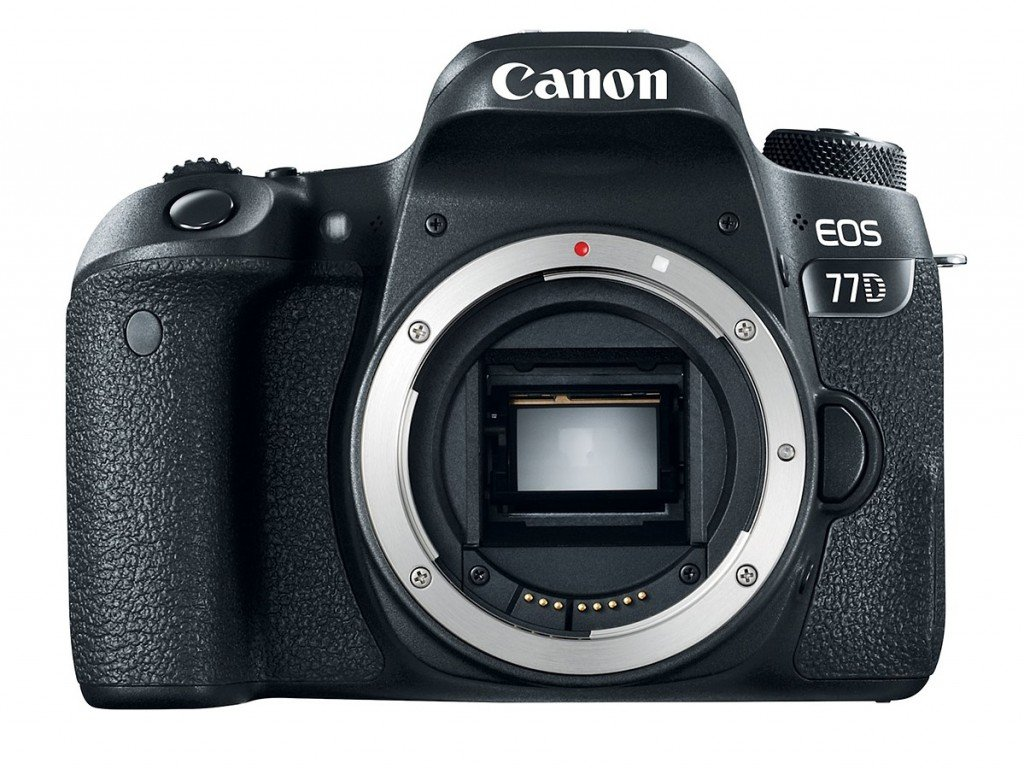 Kamera Canon 77D, Image Credit: Canon