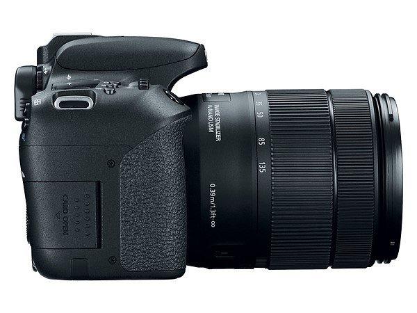 Kamera Canon 77D (Kanan), Image Credit: Canon