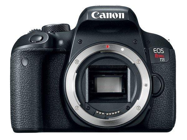 Kamera Terbaru Canon 800D / T7i (Sensor APS-C), Image Credit: Canon