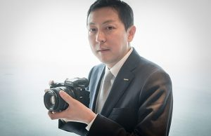 Fujifilm Managers Toshihisa Iida