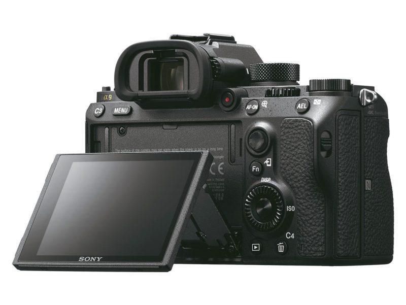 Kamera Sony A9 (LCD Flip), Image Credit: Sony