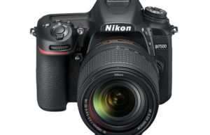 Kamera Nikon D7500 (Depan), Image Credit: Nikon