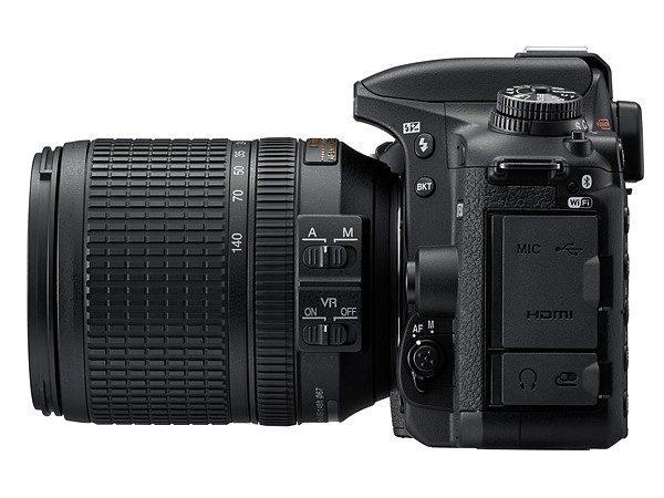 Kamera Nikon D7500 (Kiri), Image Credit: Nikon