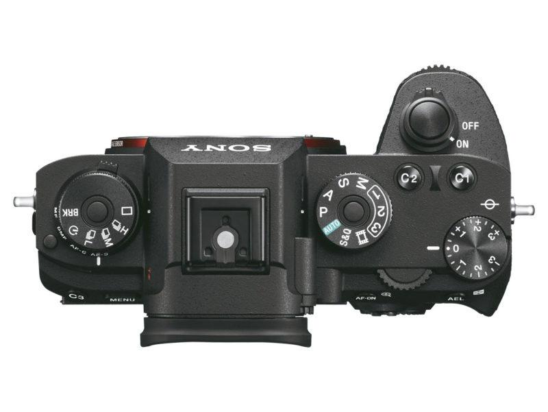 Kamera Sony A9 (Atas), Image Credit: Sony