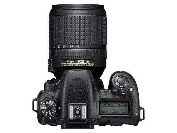 Kamera Nikon D7500 (Atas), Image Credit: Nikon