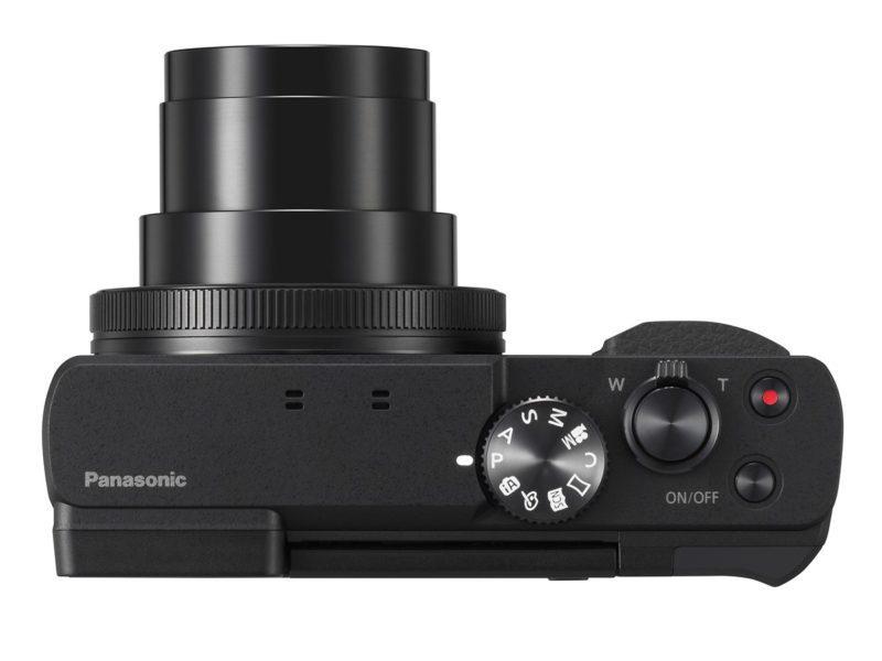 Kamera Panasonic TZ90 (Atas), Image Credit : Panasonic