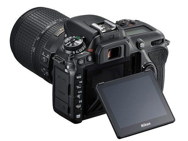 Kamera Nikon D7500 (LCD), Image Credit: Nikon