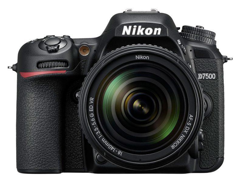 Kamera Nikon D7500, Image Credit: Nikon
