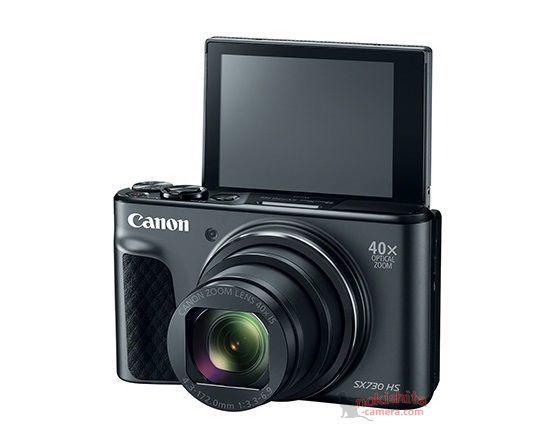 Kamera Canon PowerShot SX 730 HS