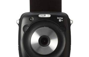 Kamera Fujifilm Instax Square SQ10 (Depan)